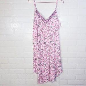 Lucky Brand summet swing dress sz Lg